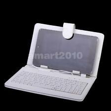 "7 "" MID Wide PU Leather Case USB Keyboard for Android Tablet Pc"