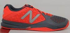 Men's New Balance Tennis 996 V2 MC996MF2 Grey/Orange Size 14 Brand New In Box