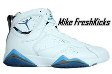 Air Jordan 7 Retro French Blue Remastered White Flint Grey 100% Deadstock DS
