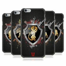 HEAD CASE DESIGNS METAL ZODIAC HARD BACK CASE FOR APPLE iPHONE PHONES