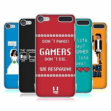 HEAD CASE DESIGNS A GAMER'S LIFE HARD BACK CASE FOR APPLE iPOD TOUCH MP3