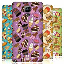 HEAD CASE DESIGNS FAST FOOD PATTERNS BATTERY COVER FOR SAMSUNG PHONES 1