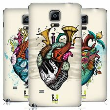 HEAD CASE DESIGNS HEART PERSONALITIES BATTERY COVER FOR SAMSUNG PHONES 1