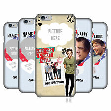 CUSTOM PERSONALISED ONE DIRECTION 1D I SHIP US HARD CASE FOR APPLE iPHONE PHONES