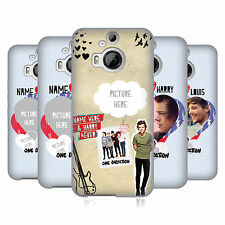 CUSTOM CUSTOMISED PERSONALISED ONE DIRECTION I SHIP US GEL CASE FOR HTC PHONES 2