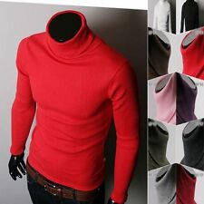 boma MENS neck turtleneck sweater 10color(sz us S,M,L)