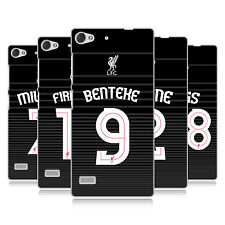 OFFICIAL LIVERPOOL FOOTBALL CLUB SHIRT NEW 2015/16 BACK CASE FOR LENOVO PHONES