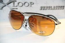 Xloop Sports Men Sunglasses HD New Shades with Orange - Amber Lens XLHD 3301 NWT