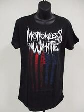 New Motionless in White Womens Junior sizes XS-S-M-L-XL-2XL Concert Band Shirt