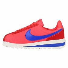 Wmns Nike Classic Cortez Epic Red Blue Womens Casual Classic Shoes 807241-641