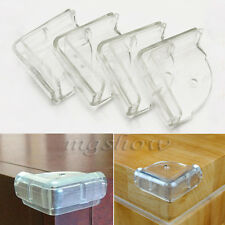 2/4/10pcs Baby Kids Safety Desk Table Edge Cover Corner Guard Protector Cushion
