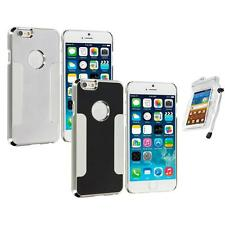 For Apple iPhone 6 (4.7) Brushed Aluminum Metal Hard Case Cover Waterproof Bag