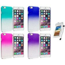 For Apple iPhone 6 (4.7) Crystal Raindrop Hard Case Cover Waterproof Bag