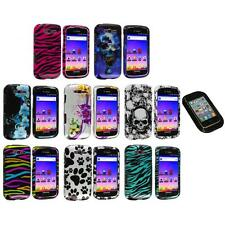 Design Hard Snap-On Case Cover+Sticky Pad for Samsung Galaxy S Blaze 4G T769