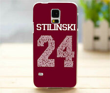 Teen Wolf Stilinski 24 Case Cover For Samsung Galaxy A, S Series & Note Series