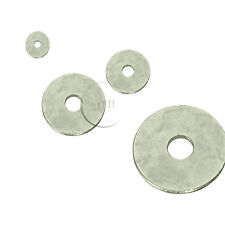 Penny Washers A4 Marine Grade Stainless Steel M10 (10mm Internal Diameter)