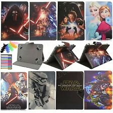 2016 HOT MOVIE STAR WARS stand PU leather case universal for 7.0 7.9inch tablet