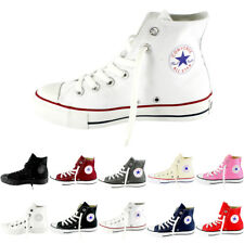 Womens Converse All Star Hi High Top Chuck Taylor Chucks Sneakers US Sizes 5-9.5