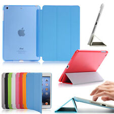 Ultra Slim Magnetic Leather Smart Cover Case For APPLE iPad Pro Air 2 3 4 Mini 4