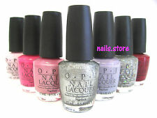 OPI Nail Polish - Discontinued Colors - PART 2 -Buy 2 Get 5 % Off >>SPECIAL<<