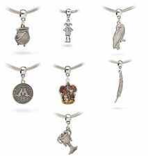 HARRY POTTER EUROPEAN CHARM BEAD FEATHER QUILL TRIWIZARD CUP WITCHES CAULDRON