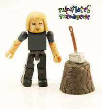Marvel Minimates TRU Toys R Us Thor Movie Civilian Thor