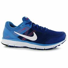 Nike Lunar Forever 4 Running Shoes Mens Royal/White Fitness Trainers Sneakers