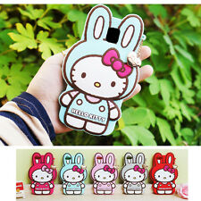 Hello Kitty Rabbit Silicone Protect Bumper Cover Case For Samsung Galaxy Note3
