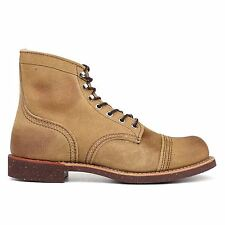 Red Wing Iron Ranger 8113 Sand Mens Boots