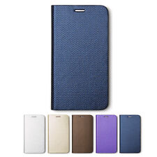 Zenus Metallic Leather Protect Card Diary Cover Case For Samsung Galaxy Note5