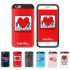 Skinu Eureka Keith Haring Shockproof Bumper Cover Case For Apple iPhone 6 / 6S