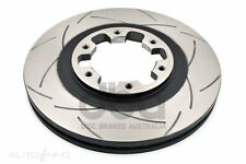 DBA Front Rotor for NISSAN NAVARA 4D Ute 4WD D22 97~16  (4X4 Survival Stree.. 10