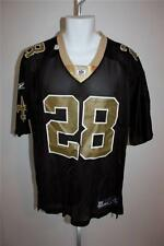 NEW-BLANK BACK #28 New Orleans Saints MENS L-2XL Reebok Jersey