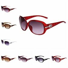 Oversized Womens Sunglasses Eyewear Fashion Retro Vintage Glasses Shades QH9