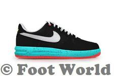 Mens Nike Lunar Force 1 '14 - 654256 004 - Black Wolf Grey Trainers