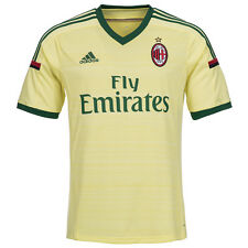 AC Milan adidas 3rd Jersey D87207 Men'S Alternate tricot 3rd Jersey S - 2XL new