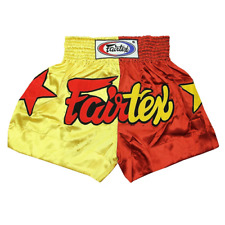 Fairtex Muay Thai Shorts BS112 Limited Collection Patriot Kickboxing Boxing