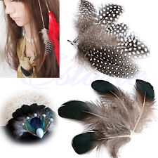 50pcs Newest Natural Pheasant Feathers for Craft Sewing Costume Millinery DIY