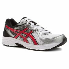 Asics Gel Contend 2 White Red Mens Trainers
