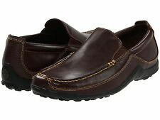 Men's Shoes Cole Haan Tucker Venetian Leather Loafers C04059 French Roast *New*