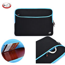 Kroo Neoprene Sleeve w/Front Pocket for 12 inch Dell XPS Ultrabook Touch