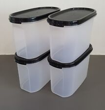 Tupperware Modular Mates OVAL II : 1.1L (4 Pcs  - Wholesale Price!)