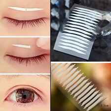120 Pairs Double-sided Eyelid Adhesive Stickers Thin Tape Invisible Makeup Tool