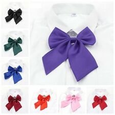 Multi-Color Men Women Butterfly Neck Tie Shirt Accessories Party Bow Ties Gifts