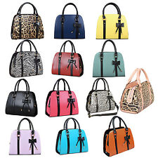 Fashion Women Bow-knot Handbags Messenger Shoulder Bag Purse Totes Gift Bags HY