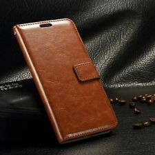 Luxury Leather Flip Stand Wallet Case Cover For Samsung Galaxy Grand Prime G530