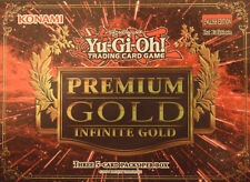YuGiOh PREMIUM GOLD 3 INFINITE GOLD CHOOSE GOLD RARE CARDS PGL3-EN041-EN100