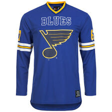 St. Louis Blues Majestic NHL Chucker Sex Longsleeve Shirt Longsleeve Shirt new