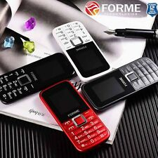 "FORME K08 1.8"" Sceen Dual Sim FM Bluetooth Torch Cellphone Unlocked Mobile phone"