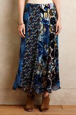 Anthropologie Water & Wildflower Skirt $440 by Anna Sui - NWT